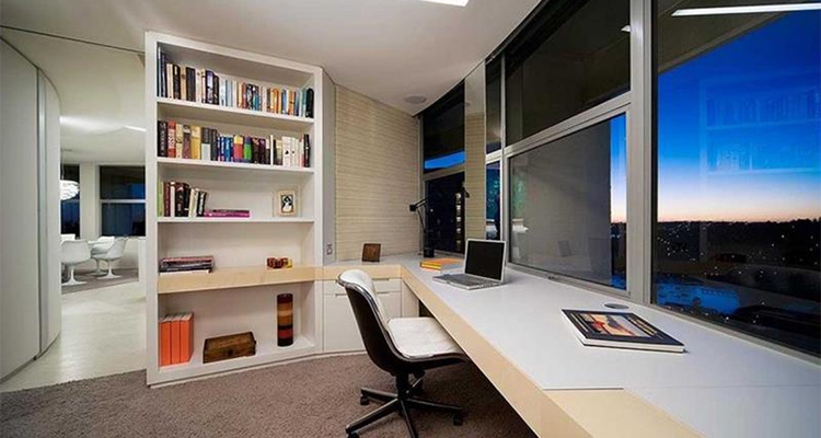 Cool Home Office Creative Space