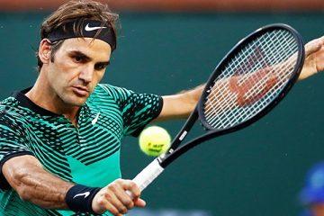 Roger Federer at 36