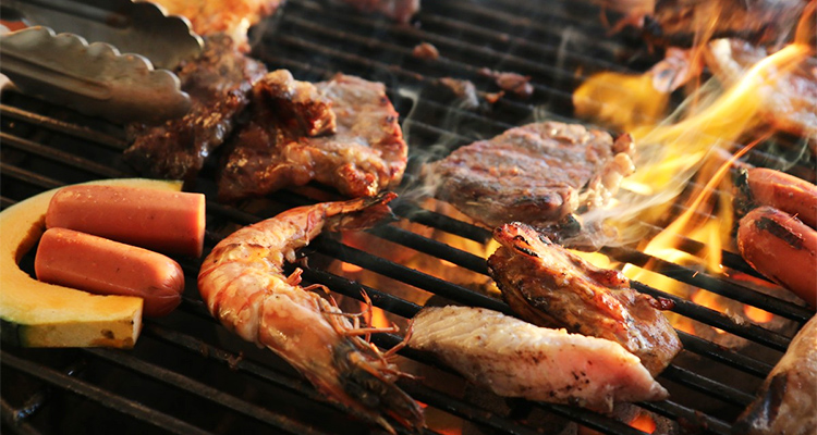 Grilled Meats - BBQ Barbecue