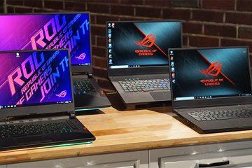 ASUS ROG Gaming Laptops