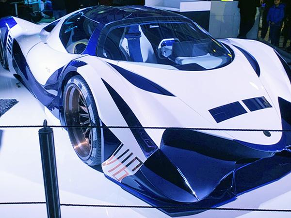 Devel Sixteen 2019 Toronto Auto Show