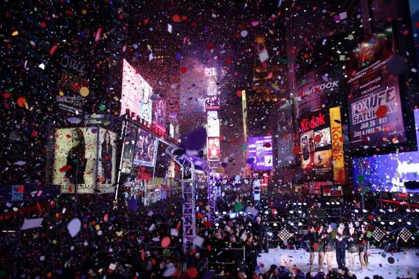 New Year's Eve Travel New York