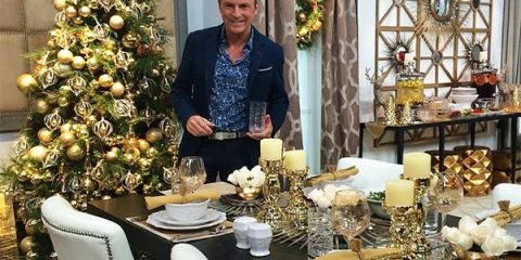 Colin Cowie Holiday Party Planner