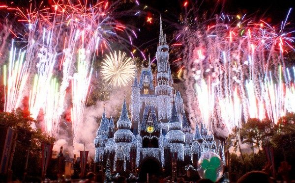 New Year's Eve Travel Walt Disney World