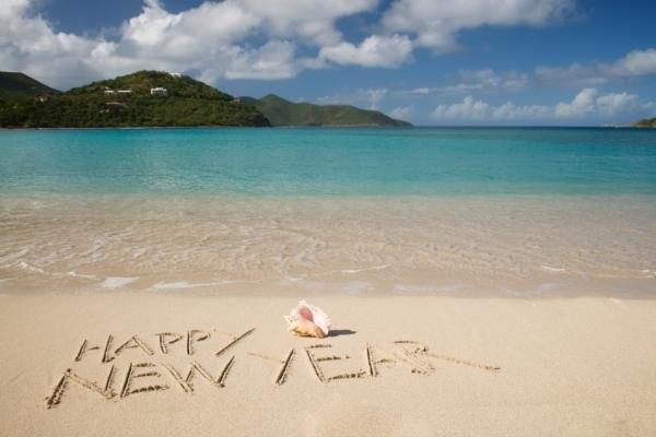 New Year's Eve Travel Jost Van Dyke British Virgin Islands