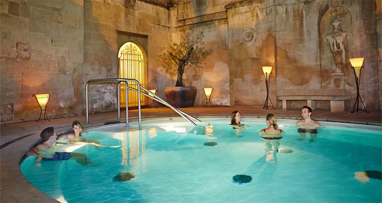 Spa Towns Bath