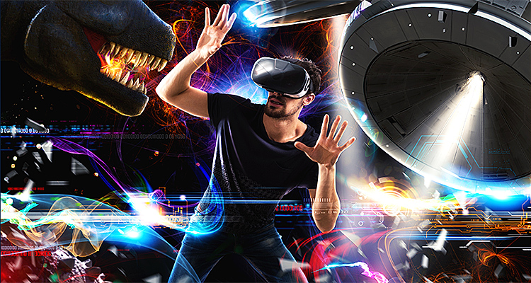 Virtual Reality VR Gadgets
