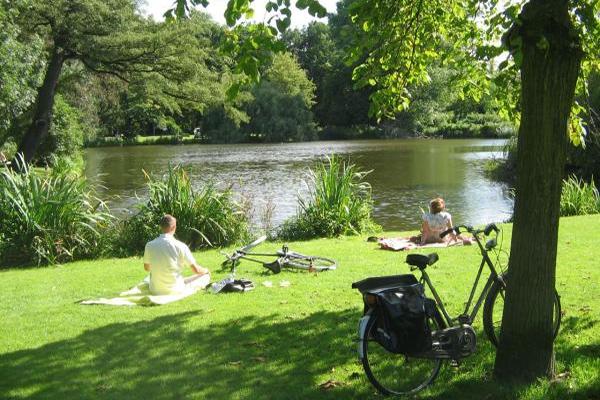 Vondelspark in Amsterdam