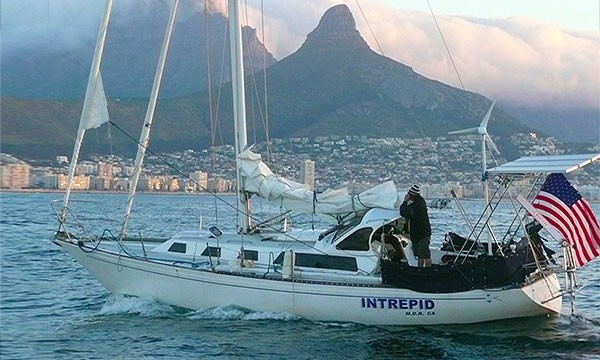 Zac Sunderland - Intrepid Sailing Solo