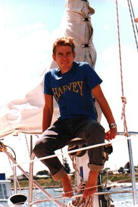 Jesse Martin Solo Sailor