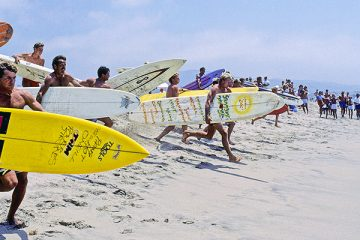 USA Surfing Destinations